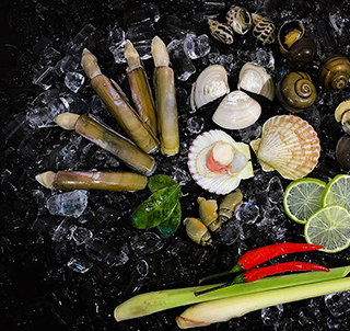 Viet asia foods company is regarded as frozen seafood exporter