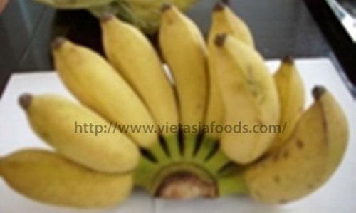 Frozen Banana distributors