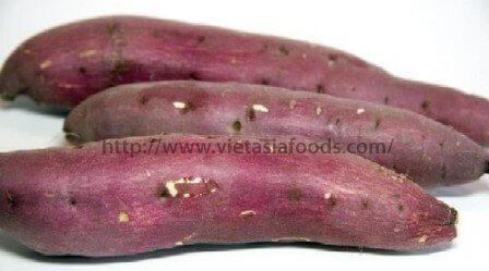 Frozen Sweet Potato distributors