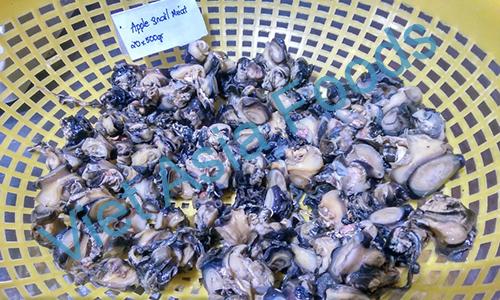 Frozen Apple snails distributors