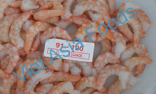 Frozen Sea Pink shrimp – Wild Caught distributors